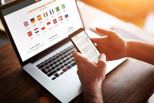 Learn Spanish with Babbel for Desktop and Mobile